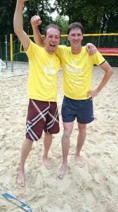Rathjen-Kock Stauder Beach Cup Sieger 29.06.14